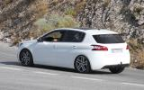 2014 Peugeot 308 GTI spotted