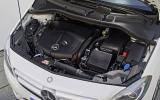 2.0-litre Mercedes-Benz B-Class diesel engine