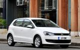 Volkswagen Polo front quarter