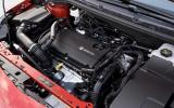 1.6-litre Vauxhall Astra petrol engine
