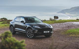 Aston Martin DBX 2020 road test review - static
