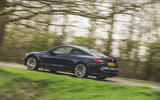 31 BMW M4 Competition 2021 RT on road side