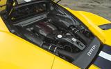 Ferrari 488 Pista 2019 road test review - engine