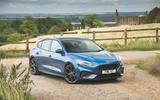 Ford Focus ST 2019 road test - static