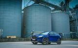 Jaguar E-Pace review static
