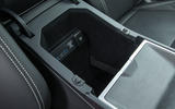 Jaguar I-Pace 2018 road test review storage bins
