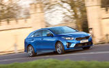 Kia Proceed GT-Line 2019 road test review - on the road front