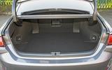 Lexus ES 2019 road test review - boot