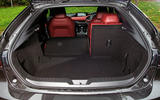 Mazda 3 Skyactiv-X 2019 road test review - boot