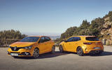 Renault Megane RS 280 2018 road test review static twins