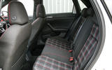 Volkswagen Polo GTI 2018 road test review rear seats