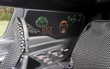Renault Frendzy rear seats