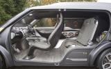 Renault Frendzy interior