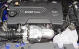 1.3-litre Chevrolet Aveo diesel engine
