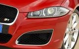 Jaguar XFR bi-xenon headlights