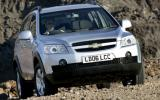 Chevrolet Captiva 2.0D LT
