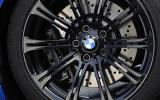 BMW M3 Coupe Edition alloy wheels
