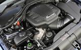 4.0-litre V8 BMW M3 Coupe Edition engine