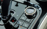 Bentley Continental GT 2018 Autocar road test review climate control