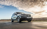BMW X5 2018 road test review - on the nose front