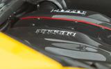 Ferrari 488 Pista 2019 road test review - head cover