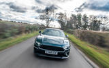 Ford Mustang Bullitt 2018 road test review - on the road front