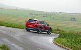 Honda CR-V 2018 road test review - cornering rear