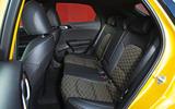 Kia Xceed 2019 road test review - rear seats