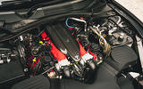 32 Maserati Quattroporte trofeo 2021 RT engine