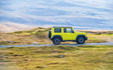 Suzuki Jimny 2018 road test review - on the road side