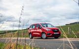 Vauxhall Combo Life 2018 road test review - hero static