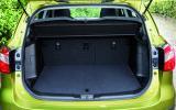 Suzuki SX4 S-Cross boot space