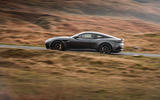 Aston Martin DBS Superleggera 2018 road test review - on the road side