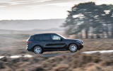 BMW X5 2018 road test review - on the road side