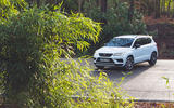 Cupra Ateca 2019 road test review - static