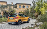 Ford Fiesta Active 2018 road test review static rear