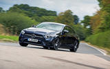 Mercedes-AMG CLS 53 2018 road test review - cornering