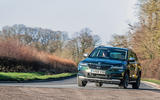 Skoda Karoq Scout 2019 road test review - on the road nose