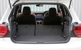 Volkswagen Polo GTI 2018 road test review boot space seats down