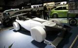 Geneva motor show: Westfield iRACER