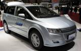Beijing motor show: BYD's five new cars