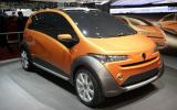 Proton's city car family launched