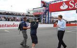 BBC's Jake Humphrey on F1 2010