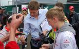 BBC's Jake Humphrey on F1 2010