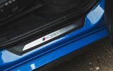 BMW X2 M35i 2019 road test review - scuff plates