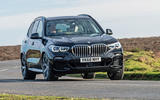 BMW X5 2018 road test review - handling
