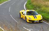 Ferrari 488 Pista 2019 road test review - on the road front
