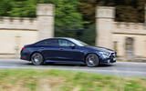 Mercedes-AMG CLS 53 2018 road test review - on the road side