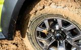 Suzuki Jimny 2018 road test review - mud