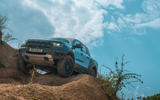 Ford Ranger Raptor 2019 road test review - static
